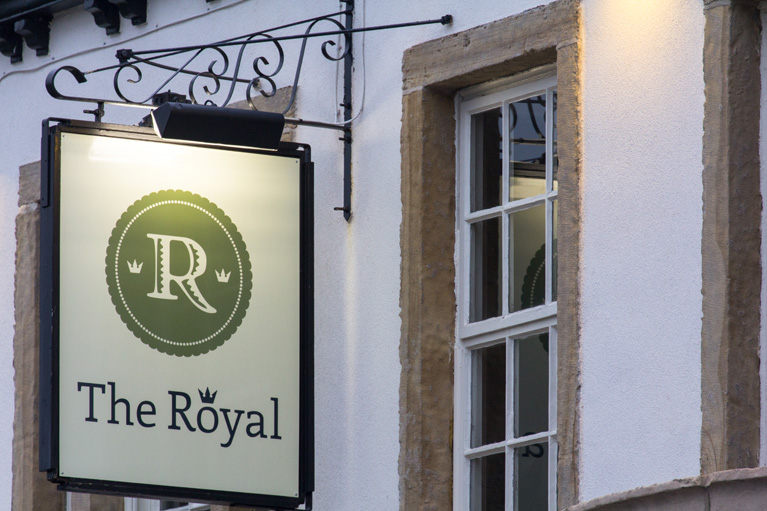 The Royal Pub and Restaurant 1